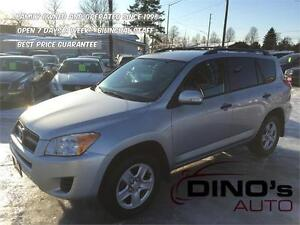 2011 Toyota RAV4 | $66 Weekly *OAC $0 Down / Accident Free!