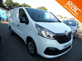 2015 Renault Trafic SL27 115 Business+