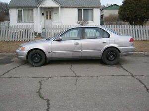 1997 Acura 1.6 EL Sedan. Excellent transportation!