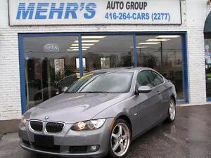 2007 BMW 3 Series 328xi XDrive Auto Loaded 4 Seater Rear Heat/Ai