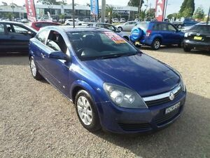 2006 Holden Astra AH MY06 CD Blue 4 Speed Automatic Coupe Sylvania Sutherland Area Preview