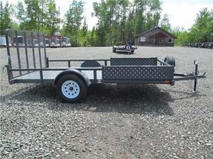 7' x 12' UTILITY WITH BRAKES Prince George British Columbia image 3