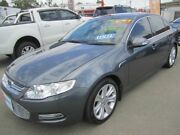 2012 Ford Falcon FG MK2 G6 E Ecoboost Grey 6 Speed Auto Active Select Sedan Capalaba Brisbane South East Preview