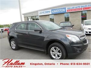 2012 Chevrolet Equinox LS, Bluetooth, Cruise Control, Hitch Kingston Kingston Area image 1