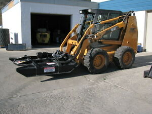 Skid Steer Brush Mowers