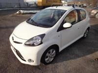 LHD 2013 Toyota Aygo 1.0VVTI 5 Door Petrol SPANISH REGISTERED