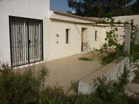 SPANISH COUNTRY FINCA FOR SALE WITH 8 ACREAS