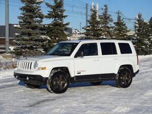 2016 Jeep Patriot 4WD 75TH ANNIVERSARY Accident Free,  Heated Se