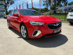 2018 Holden Commodore ZB MY18 RS-V Liftback AWD Red 9 Speed Sports Automatic Liftback Lilydale Yarra Ranges Preview