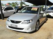 2009 Subaru Impreza G3 MY09 RS AWD Silver 4 Speed Sports Automatic Sedan Minchinbury Blacktown Area Preview