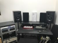 Music Recording Studio - £5 an hour - for bands, producers, podcasters, teachers