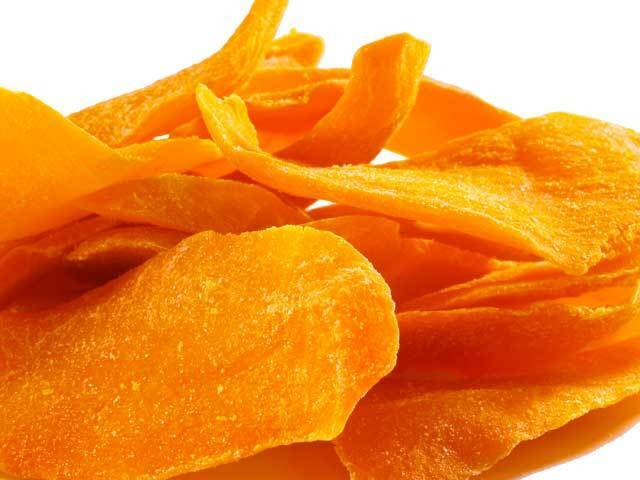 MANGO DRIED SLICES  2 LBS. FREE SHIPPING