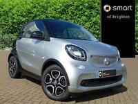 smart fortwo coupe PRIME SPORT PREMIUM (silver) 2017-03-21