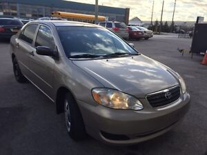 2006Corolla CE PLUS ,ABS,Clean,PowerGroup,No rust,Safety !!!