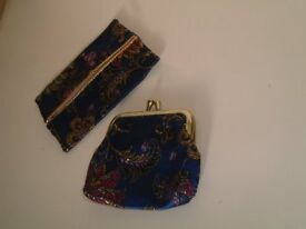 Small Gifts 3 - Silk Purse / Photo Frame / Glitter Tights