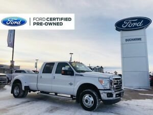 2016 Ford F-350 Lariat Ultimate, DRW, Certified, Tow Ready, LOAD