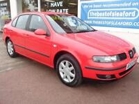 2003 Seat Toledo 1.8 20v 2003MY SE Cheap p/x