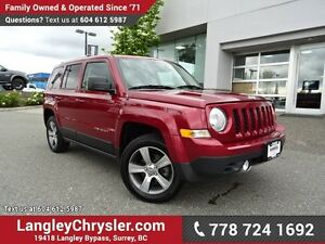 2016 Jeep Patriot Sport/North ACCIDENT FREE w/ 4X4, LEATHER U...