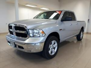 2014 Ram 1500 SLT, DIESEL, 4X4, BLUETOOTH, RATIO 3.92, GR ELECTR