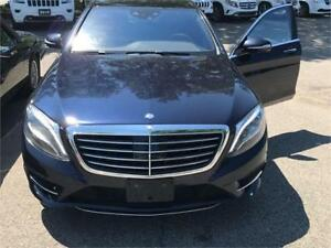 2014 MERCEDES BENZ S550 4MATIC **LWB**NAVIGATION**PRICED TO SELL