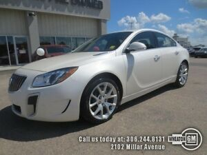 2013 Buick Regal GS - PST Paid Navigation, Sunroof