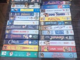 Kids VHS Videos