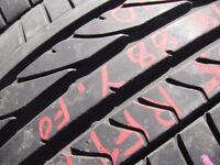 225/35/19 Bridgestone RE050A, BMW, Runflat x2 A Pair, 6.8mm (454 Barking Rd, Plaistow, E13 8HJ) Used