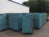 Olivo insulated Roll pallets