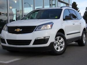 2017 Chevrolet Traverse LS All-wheel Drive