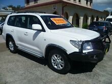 2007 Toyota Landcruiser UZJ200R GXL (4x4) White 5 Speed Automatic Wagon South Nowra Nowra-Bomaderry Preview