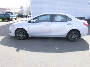 2014 Toyota Corolla S Leather 78069 kms Bal of Factory warr