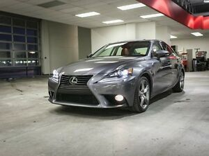 2014 Lexus IS 350 Executive Package, AWD, 3M Hood