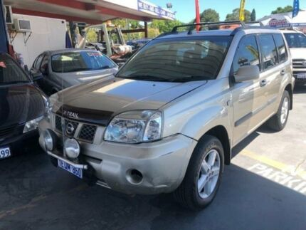2006 Nissan X-Trail T30 II MY06 ST-S X-Treme 4 Speed Automatic Wagon St James Victoria Park Area Preview