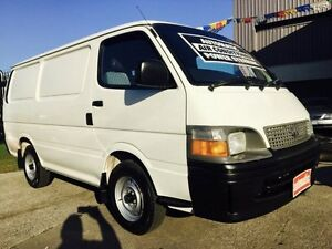 2000 Toyota Hiace RZH103R White 4 Speed Automatic Van Brooklyn Brimbank Area Preview