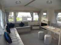 6 BERTH STATIC CARAVAN FOR SALE NR SCARBOROUGH - FEES INCLUDED - 12 MONTH PARK - BEACH ACCESS!!!
