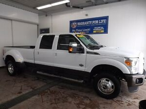 2015 Ford Super Duty F-350 DRW KING RANCH CREW