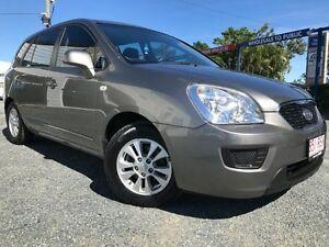 2011 Kia Rondo UN MY11 SI Silver 4 Speed Sports Automatic Wagon Mount Pleasant Mackay City Preview
