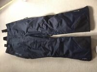 Ski Trousers Men Size XL Perfect Condition