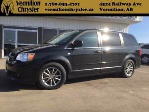 2014 Dodge Grand Caravan 30TH Anniversary, Leather/Suede Seats,