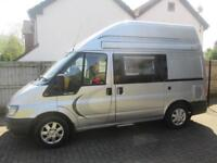2006 HORIZONS UNLIMITED QUALITY BUILD 2 BERTH CAMPERVAN / MOTORHOME FOR SALE