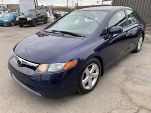 2007 Honda Civic LX AUTOMATIQUE A/C FINANCEMENT $500 DEPOT
