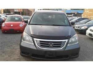 2008 HONDA ODYSSEY 8 seater etested safety excellent condition