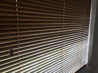 FOR SALE: Bespoke Wooden Blinds