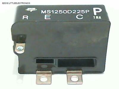 Ms1250d225p Origin Capacitor Snubber Module - Tested Us Stock - Quick Ship