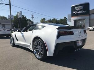 2019 Chevrolet Corvette Grand Sport coupé 2LT