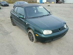 parting out 2000 Volkswagen cabrio