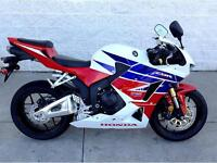NEW 2014 HONDA CBR600RRA - MANAGERS SPECIAL - DISCOUNT $2,300