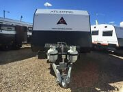 2018 Atlantic Caravans New Generation 216 RD CLUB LOUNGE Chevallum Maroochydore Area Preview