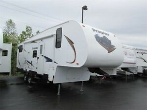 2012 Heartland Prowler Fifth Wheel 26PS FB