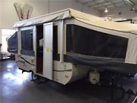 2013 JAY SERIES 12ft. TENT TRAILER